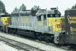 Louisville & Nashville SD40-2 #3560 on the main 